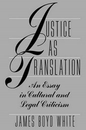 Justice as Translation (Paper) | White |