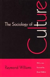 Sociology of Culture | R Williams |