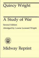 A Study of War | Wright |