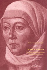 Church Mother - The Writings of a Protestant Reformer in Sixteenth-Century Germany | Katharina Schütz-zell |