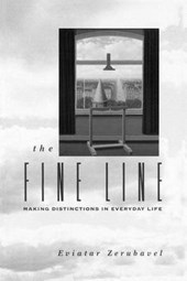 The Fine Line | Eviatar Zerubavel |