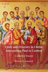 Unity and Diversity in Christ | William S. Campbell |