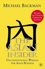 The Asian Insider | M. Backman |