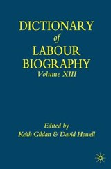 Dictionary of Labour Biography |  |