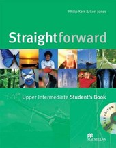 Straightforward - Student Book - Upper Intermediate - With C