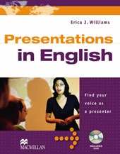 Presentations in English Student's Book & DVD Pack |  |