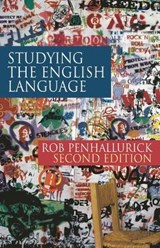 Studying the English Language | Rob Penhallurick |