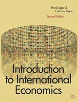 Introduction to International Economics | Henk Jager |