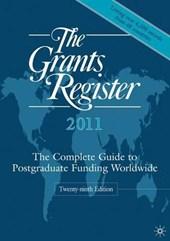 The Grants Register