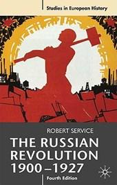 Russian Revolution, 1900-1927
