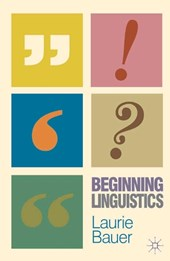 Beginning Linguistics