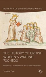 The History of British Women's Writing, 700-1500 | auteur onbekend |