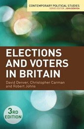 Elections and Voters in Britain | David Denver |