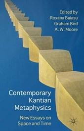 Contemporary Kantian Metaphysics