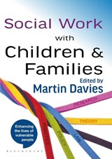 Social Work with Children and Families | Martin Davies |