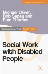 Social Work with Disabled People | Michael Oliver |