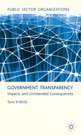 Government Transparency | Tero Erkkil |