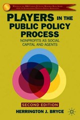 Players in the Public Policy Process | Herrington J Bryce |