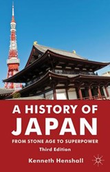 A History of Japan | Kenneth G. Henshall |