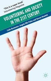 Volunteering and Society in the 21st Century | Colin Rochester |