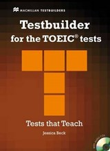 Testbuilder for the TOEIC Tests Student Book and Audio CD Pa | Jessica Beck |