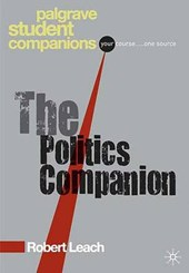 The Politics Companion | Robert Leach |