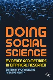 Doing Social Science