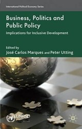 Business, Politics and Public Policy |  |
