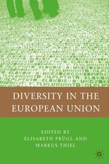 Diversity in the European Union | auteur onbekend |