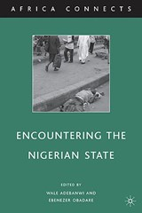Encountering the Nigerian State |  |