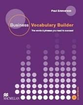 Business Vocabulary Builder Intermediate Students Book & CD
