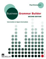 Business Gram Builder Student's Book Pack New Edition | Paul Emmerson |