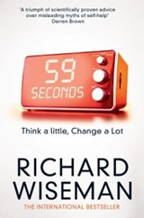 59 Seconds | Richard Wiseman |