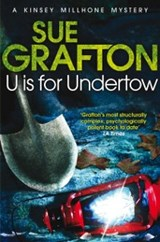 U is for Undertow | Sue Grafton |