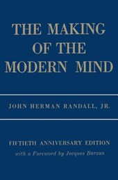 The Making of the Modern Mind 50th Anniversary Edition