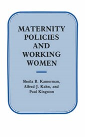 Maternity Policies & Working Women (Paper)