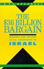 The 36 Billion Dollar Bargain