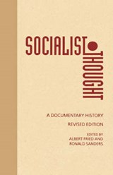 Socialist Thought - A Documentary History  Revised | FRIED,  Albert |