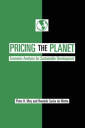 Pricing the Planet - Economic Analysis for Sustainable Development