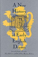 A New History of Early English Drama | auteur onbekend |