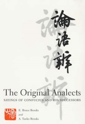 The Original Analects | E. Brooks |