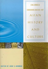 Columbia Chronologies of Asian History and Culture | auteur onbekend |