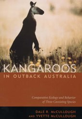 Kangaroos in Outback Australia - Comparative Ecology & Behavior of Three Coexisting Species