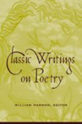Classic Writings on Poetry