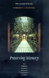 Preserving Memory | Edward Linenthal |
