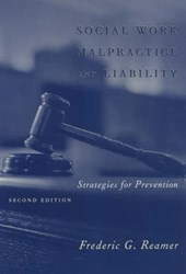 Social Work Malpractice and Liability