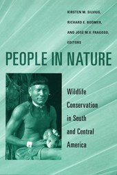 People in Nature - Wildlife Conservation in South and Central America | Kirsten Silvius |