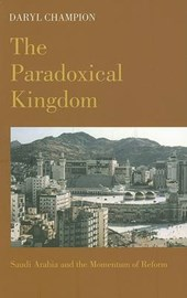 The Paradoxical Kingdom | Daryl Champion |