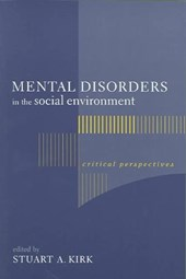 Mental Disorders in the Social Environment |  |