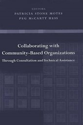 Collaborating with Community-Based Organizations Through Consultation and Technical Assistance